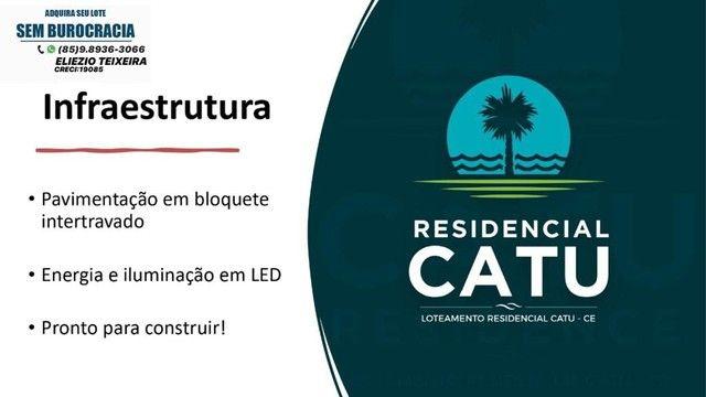 360 M² LOTEAMENTO RESIDENCIAL CATU - Foto 14