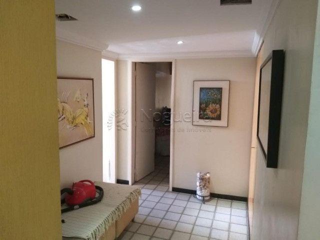 Hh331 apto Turmalina, 3 quartos , 170M, ampla varanda e 2 vagas garagem - Foto 4