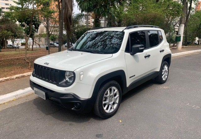 Jeep Renegade 1.8 16v Flex Sport Automático 2019