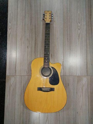 Vendo violão em ótimo estado! - Foto 2