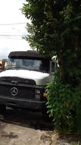 Leia todo o anúncio :Vendo Caminhão Truck 1525 Motor 366 / câmbio G3_60 - Foto 2