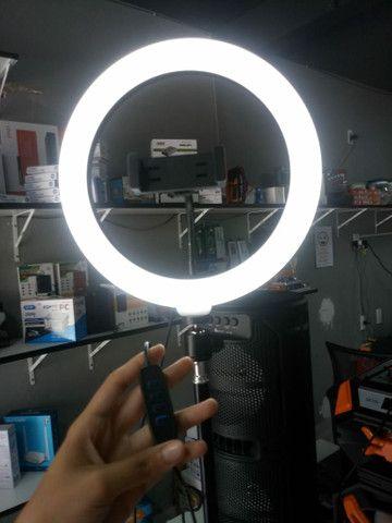 Ring Light com tripé  - Foto 2