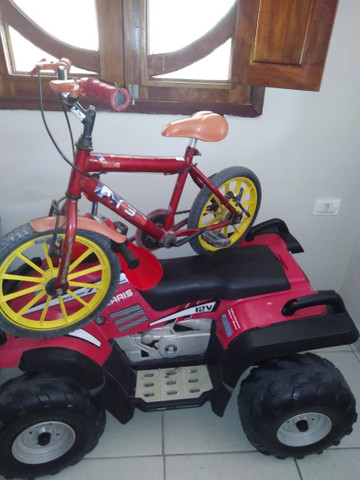 Bicicleta e moto infantil  - Foto 6