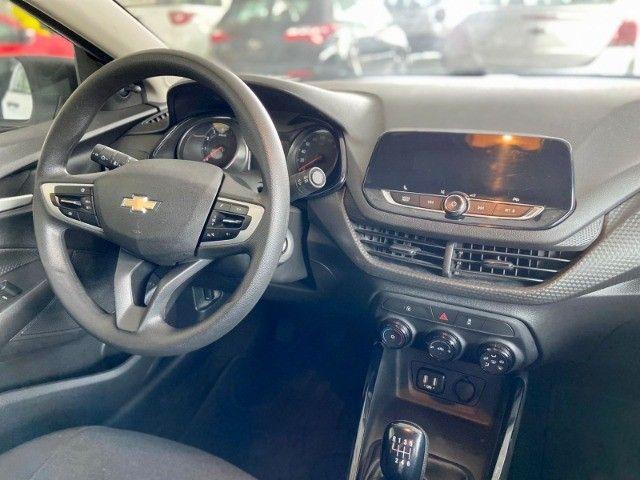Chevrolet Onix 1.0 2020 - 1 Ano de Garantia - Ipva Pago - Foto 10