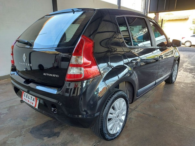 Sandero 2012 1.6 Privilege Automático  - Foto 6