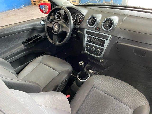 VW Saveiro 1.6 CAB ESTENDIDA 2012 completo  placa i  - Foto 6