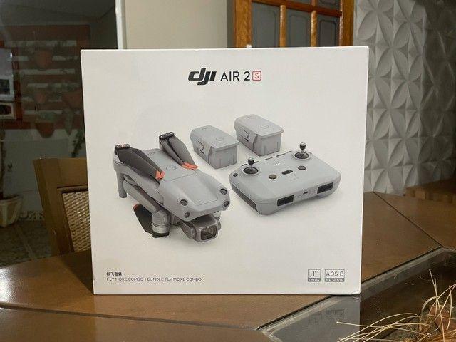 DJI Air 2S FLY MORE COMBO + BRINDE