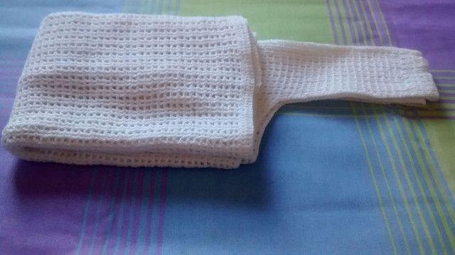 Blusa de Crochê ( LEIA ) - Foto 2