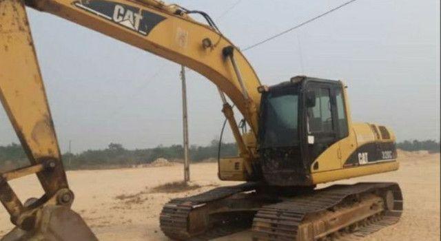 Escavadeira hidráulica entrada 15.000,00 + parcelas  - Foto 2