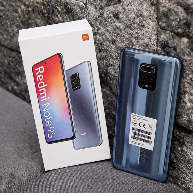 Xioami Redmi Note 9 S 128 ' Snapdragon 720G ' Bateria 5020 mAh '