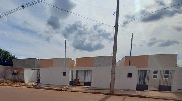 Imperdível! Casas novas em laje e porcelanato  à venda  no Chapéu do Sol - 220 mil reais - Foto 3
