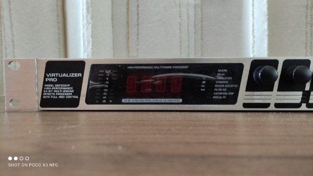 Virtualizer Pro Dsp2024p Behringer - Foto 2
