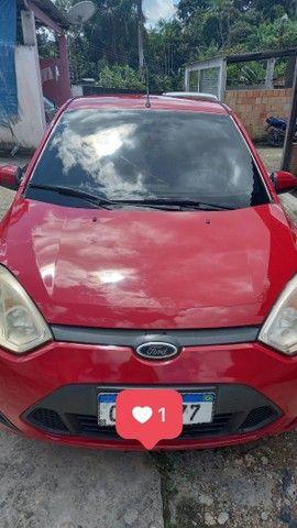 Fiesta Sedan 1.6 ano 2012 modelo 2013 - Foto 2