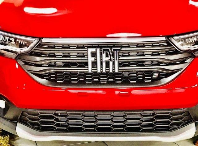 Fiat Strada VOLCANO 1.3 FLEX CD 4P - Foto 10