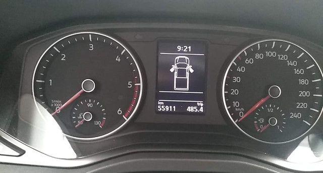 VW Amarok Trendline 2.0 Turbo Diesel CD 4x4 2018 Automatica - Foto 5