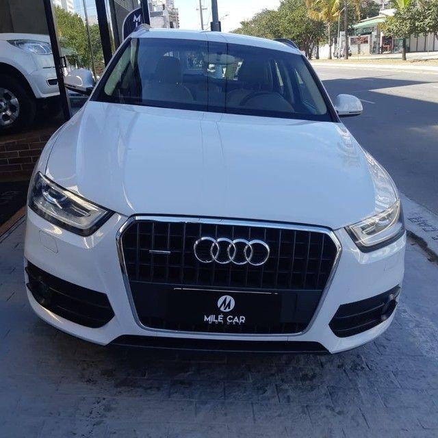 2.0 Audi Q3 2014 km 100 mil
