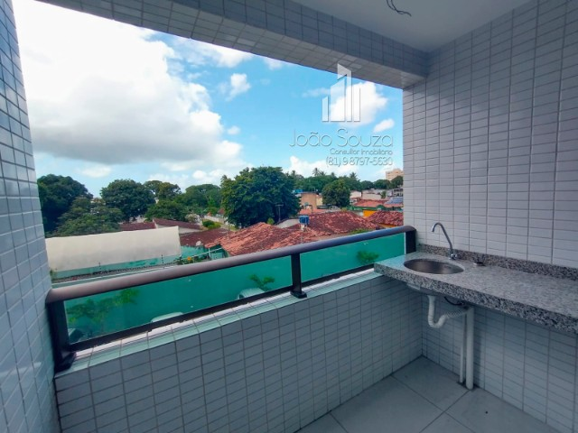 JS- Lindo apartamento de 3 quartos no Barro - José Rufino - Edf. Alameda Park - Foto 2