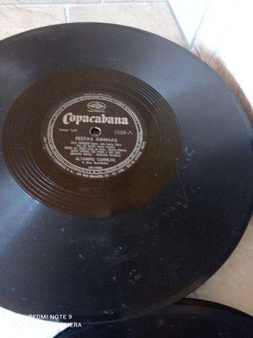 Discos antigos de gramofone  - Foto 2