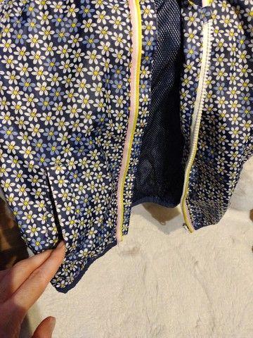 Jaqueta infantil  feminina quebra-vento - baixou preço!! - Foto 2