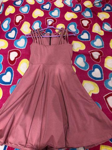 Vestido tamanho único  - Foto 2