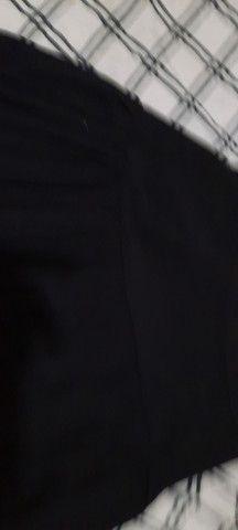 Mini saia preta  - Foto 2