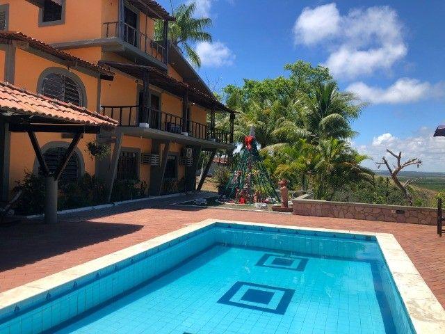 Casa Praia Chácara Sitio  8 Quartos 6 Suítes E 10 Banheiros Piscina Vendo Troco Facilito - Foto 2