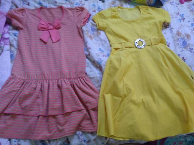 Vendo vestidos infantil