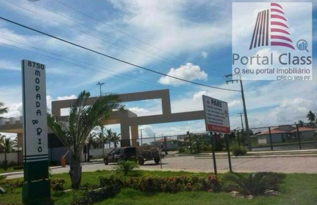CÓD.: 1-061 Lote Condomínio Morada do Rio c/ 1.050 m² por apenas R$ 480 mil