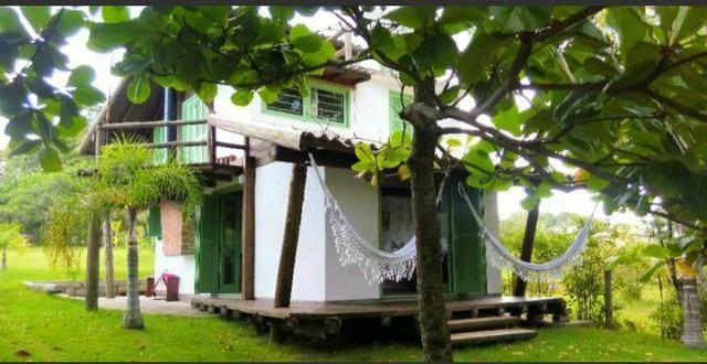 Casa na Lagoa - Praia do Rosa
