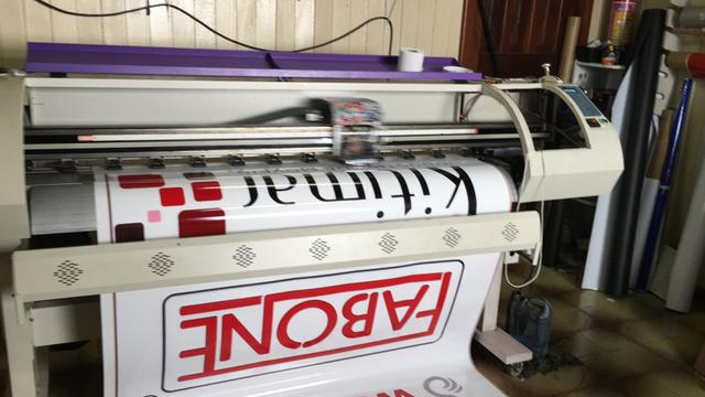 Plotter Golden Sign 1,60 dx5