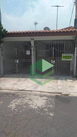 Casa com 2 dormitórios à venda, 128 m² por R$ 360.000 - Alves Dias - São Bernardo do Campo - Foto 2
