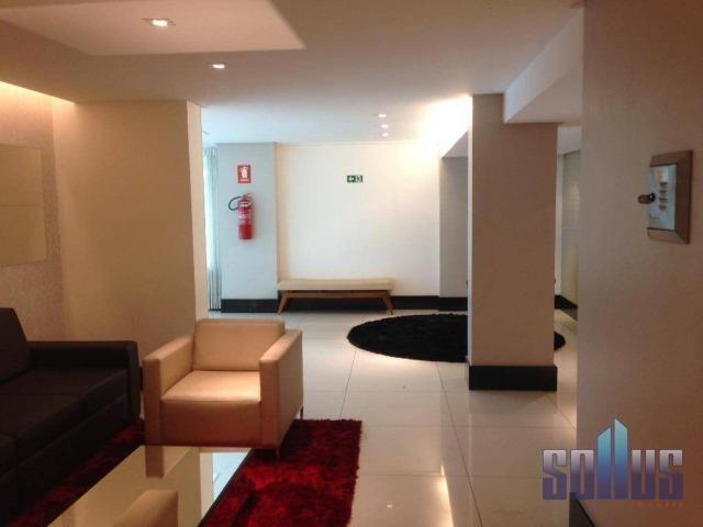 Apartamento 2 quartos, 1 suíte, novo - 68 m2 o maior da categoria - Foto 5