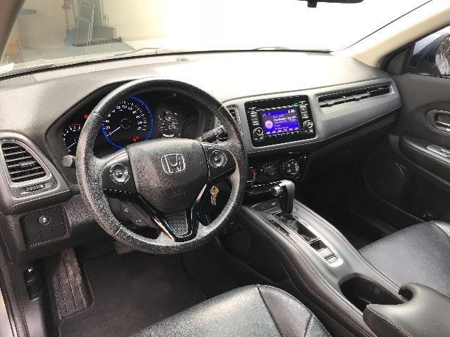 Honda HR-V EX banco de couro, impecável! - Foto 7