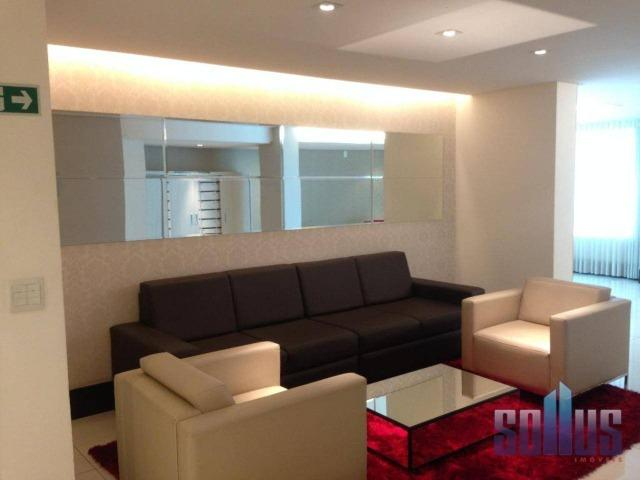 Apartamento 2 quartos, 1 suíte, novo - 68 m2 o maior da categoria - Foto 8