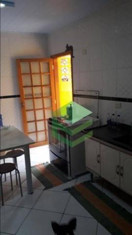 Casa com 3 dormitórios à venda, 108 m² por R$ 390.000 - Alves Dias - São Bernardo do Campo - Foto 3