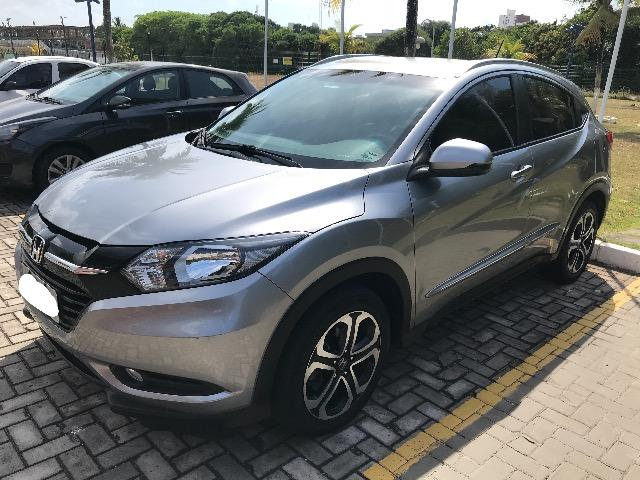Honda HR-V EX banco de couro, impecável! - Foto 2