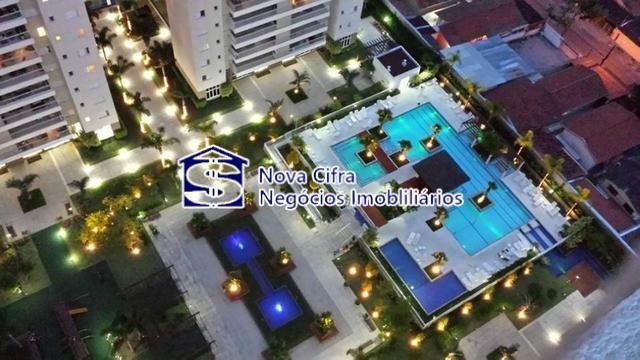 Ótimo apto em condomínio clube (+50 itens) no jd. das industrias - 103m² - Foto 17