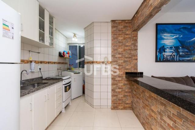 Apartamento com 1 dormitório à venda, 54 m² por r$ 180.000 - setor dos afonsos - aparecida - Foto 8