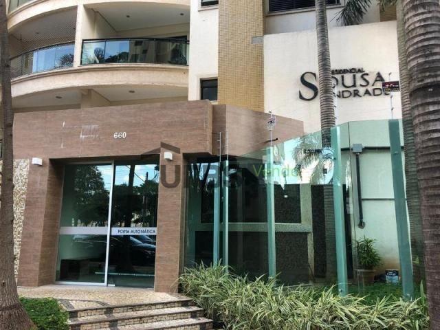 Apartamento com 3 dormitórios à venda, 134 m² por R$ 600.000,00 - Setor Bueno - Goiânia/GO - Foto 2