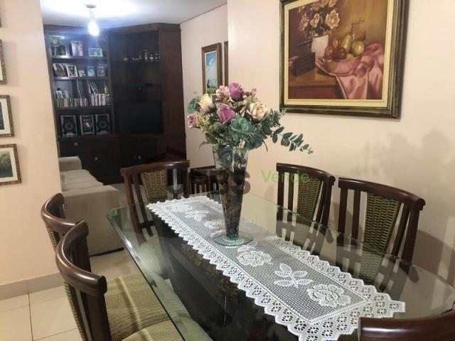Apartamento com 3 dormitórios à venda, 134 m² por R$ 600.000,00 - Setor Bueno - Goiânia/GO - Foto 13