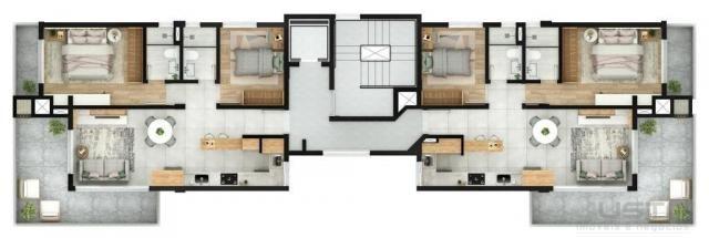 Apartamento à venda com 2 dormitórios em Morro do espelho, São leopoldo cod:11336 - Foto 4