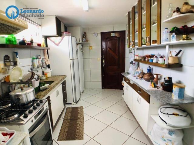 Apartamento com 3 dormitórios à venda, 153 m² por R$ 620.000 - Engenheiro Luciano Cavalcan - Foto 8
