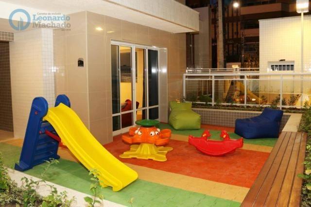 Apartamento com 3 dormitórios à venda, 126 m² por R$ 1.050.000 - Aldeota - Fortaleza/CE - Foto 8