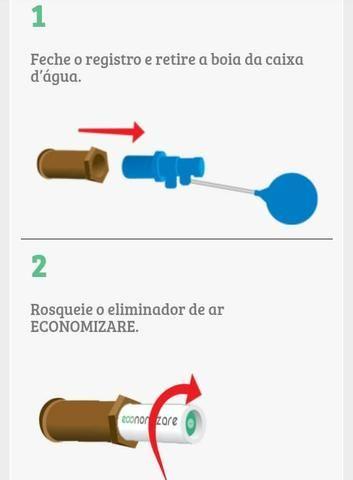 Economizador de água e gás - Foto 2