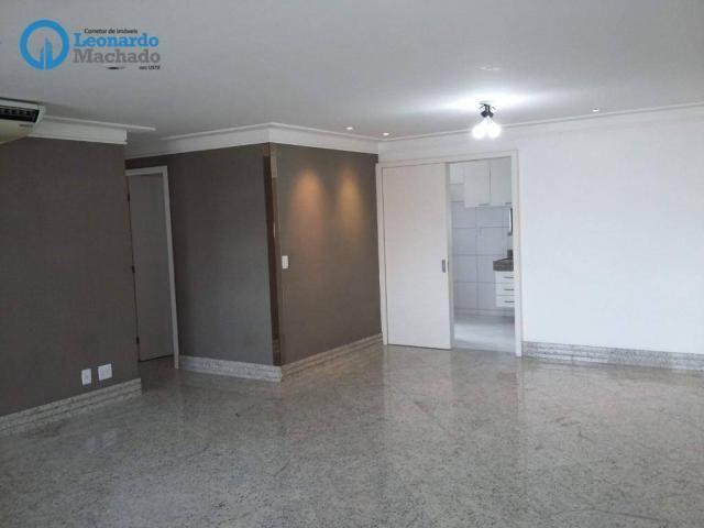 Apartamento com 3 dormitórios à venda, 150 m² por R$ 795.000 - Aldeota - Fortaleza/CE - Foto 4