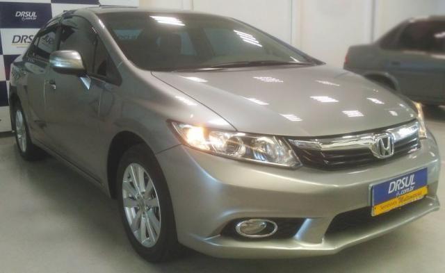 Honda Civic LXR 2.0 4P