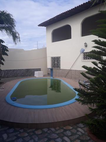 Casa ampla c/piscina /Porcelanato/projetados/prox. ao Posto gasolina itapiraco(Aluguel) - Foto 4