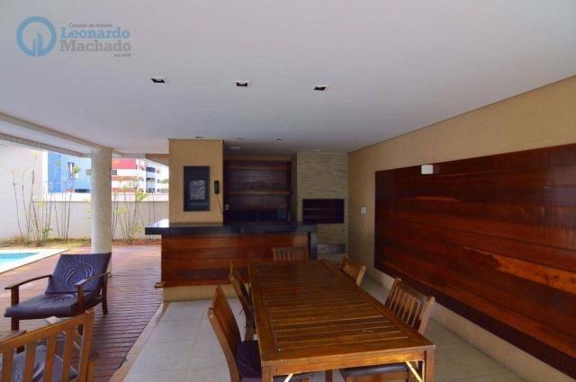 Apartamento com 2 dormitórios à venda, 70 m² por R$ 410.000,00 - Guararapes - Fortaleza/CE - Foto 13