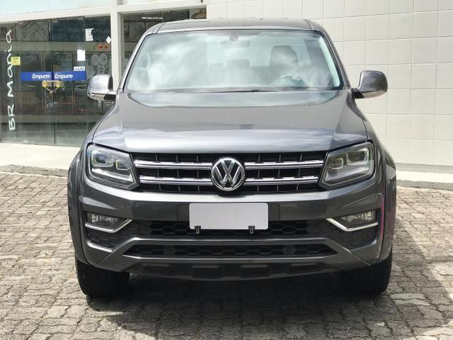 Volkswagen amarok highline tdi 4x4 at 2017, diesel - Foto 2