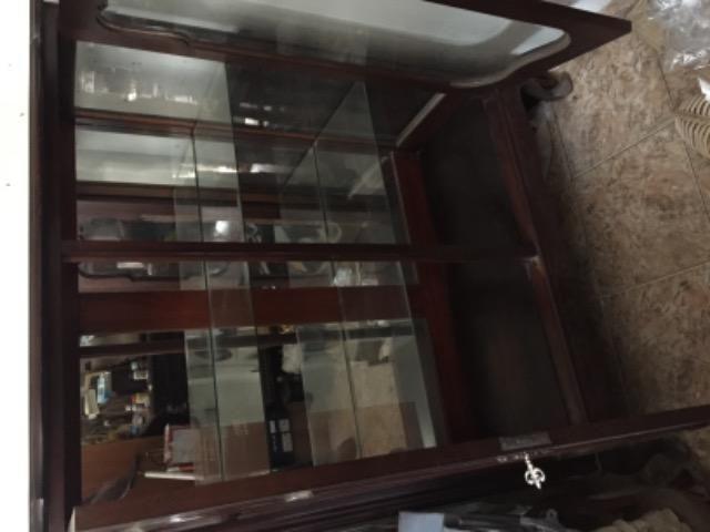 Cristaleira antiga (raridade) - Foto 2
